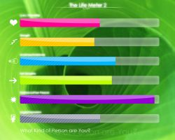 The Life Meter 2 by Frnak