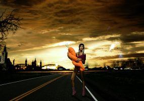 Story of a Carrot Rubbery by Aisce