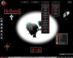 Hellsing hellhound theme by krishna-withe