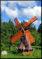 Another windmill... by Yancis