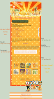 :Poke: Fire Free Journal Skin by Hinachuu