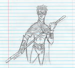 Tim Drake by comics4life