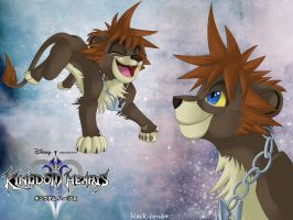 lion sora by black-cynder