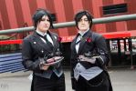 Sebastian and Claude by MFM-Photography