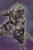 sabretooth by toonfed