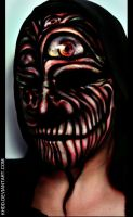 Makeup: The Bogeyman by Khdd