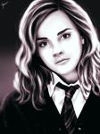 Hermione Granger by YuriCifer