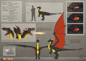 Demon sheet 3.0 by Surrial