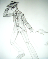 Clint is a Smooth Criminal by cellytron