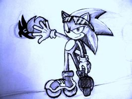 Sonic Air Gear by Donminhnhat