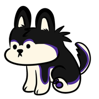 Chibi for my BF XD by delilittle