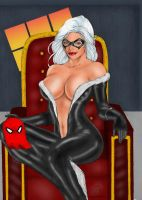 Black Cat By Medson Lima by winchester01