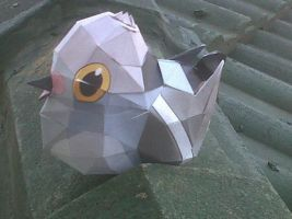pidove papercraft by turtwigcuTey