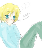 South Park-Butters by Naru-nyan