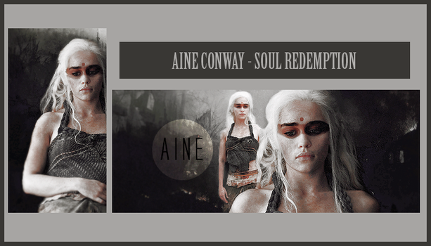 Aine Conway by unsidhe