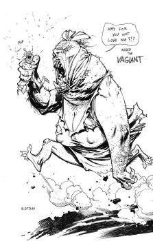 The VAGIANT by RyanOttley