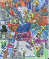 ooT tribute by Keirii-of-Celts