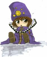 Boogiepop color by atara