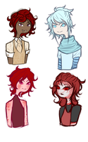 Admin's Shenanigans: Genderbent by Ask-Explorers