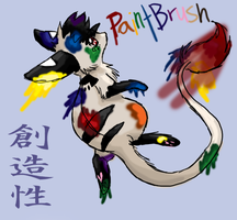 Paintbrush by Nixhil