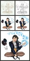 Zatanna - Ssecorp by GreenArrow