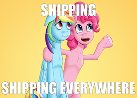 Shipping Everywhere by DeusExEquus