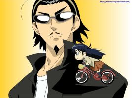 Harima kenji the Delinquent by Harima-kenji