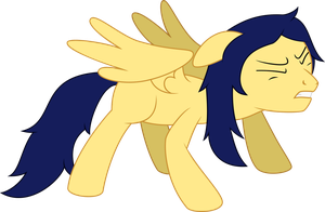 (Vector) One long fall... by UltimaCreations