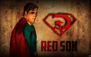 Superman: Red Son by hussainadil
