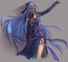 FEif - Aqua - Color by Aeorys