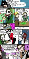BATMAN: APPLES TO APPLES PT 4 by Lascaux