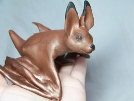 'Sonny'  OOAK bat by AmandaKathryn