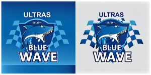 Blue Wave Ultras by M-AlJabarty