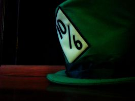 The Mad Hatter. by HeyThereAlejandra