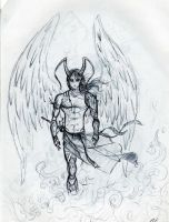lucifer by Antoinex