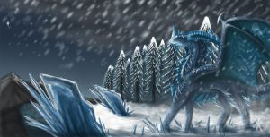 The King of Winter is coming by SunMoonDragoness