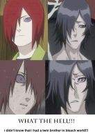 Nagato's twin Brother by lymmny