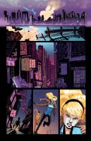 Unmasked Signal Page 1 Colors by Jasen-Smith