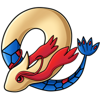 350. Milotic by AlenaChen