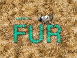 GIMP-FUR-Brush by Chrisdesign