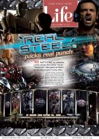 Real Steel by sercor