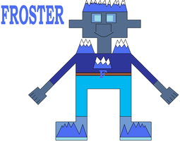 FROSTER by Flame-dragon