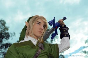 Link, Legend Of Zelda by mrkittycosplay