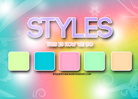 +This is how we do Styles by iMissMovinOn