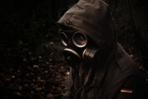 Gasmask by M00N-flower