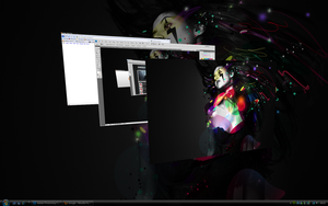 My desktop by jackinnes