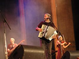 Gitans - Accordion by FromNothingToNothing