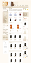 hotcaffe.pl by hinok by webgraphix
