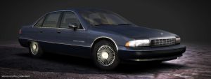1991 Chevrolet Caprice Classic by Schaefft