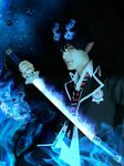 Rin okumura cosplay by Guilcosplay
